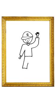 結依のお絵描きコーナー1 問題