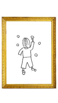 結依のお絵描きコーナー4 問題